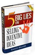 Selling Invention Ideas