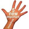 5 important inventions