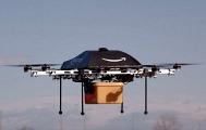 image of amazon drone