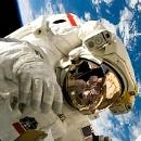 image of astronaut in space