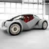 image of 3d printed car